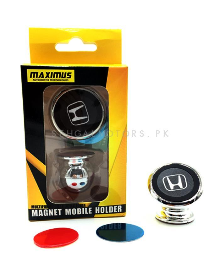 Maximus Honda Magnet Mobile Holder | Phone Holder | Mobile Holder | Car Cell Mobile Phone Holder Stand-SehgalMotors.Pk