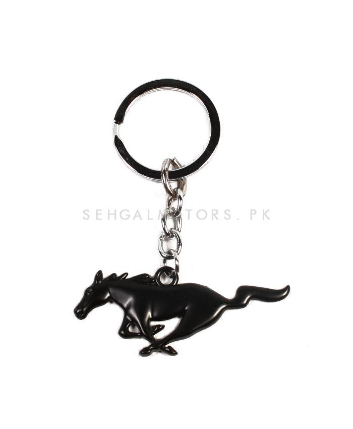 Mustang Key Chain / Key Ring   Key Chain Ring For Keys   New Fashion Creative Novelty Gift Keychains-SehgalMotors.Pk