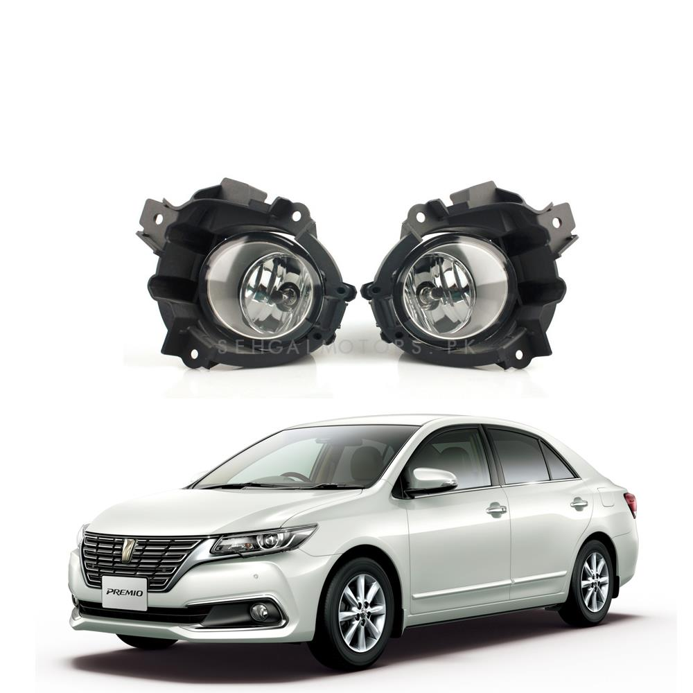 Toyota Premio Fog Lamps / Fog Lights-SehgalMotors.Pk