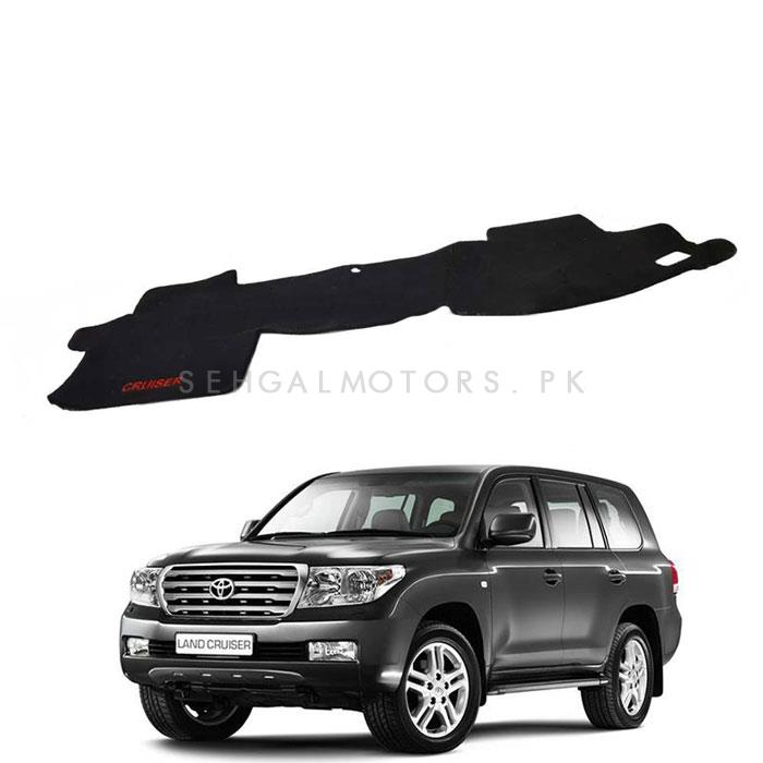 Toyota Land Cruiser Dashboard Carpet For Protection and Heat Resistance - Model 2007-2015-SehgalMotors.Pk