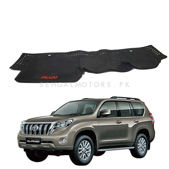 Toyota Prado Dashboard Carpet For Protection and Heat Resistance - Model 2009-2017-SehgalMotors.Pk