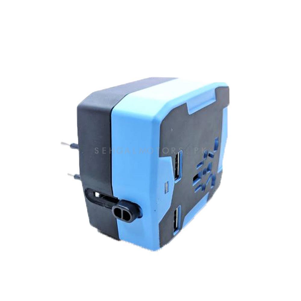 Portable Multifunctional Adapter Socket Multiple Plug Powerbank US EU UK AU China |  Plug Adaptor Travel Adapter Universal Power Adapter Charger For US UK EU AU Wall Electric Plugs Sockets Converter-SehgalMotors.Pk