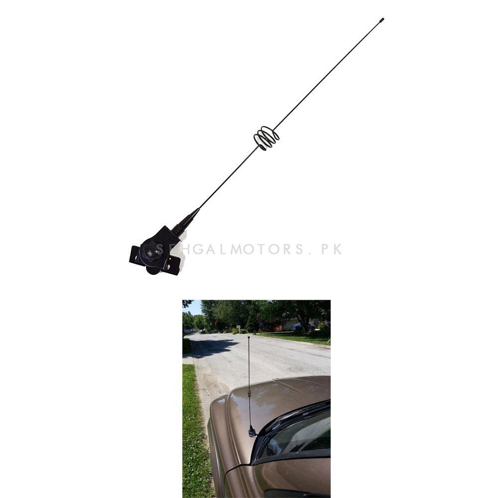 Car Wireless Car Antenna Stylish Decorative Purpose for Trunk-SehgalMotors.Pk