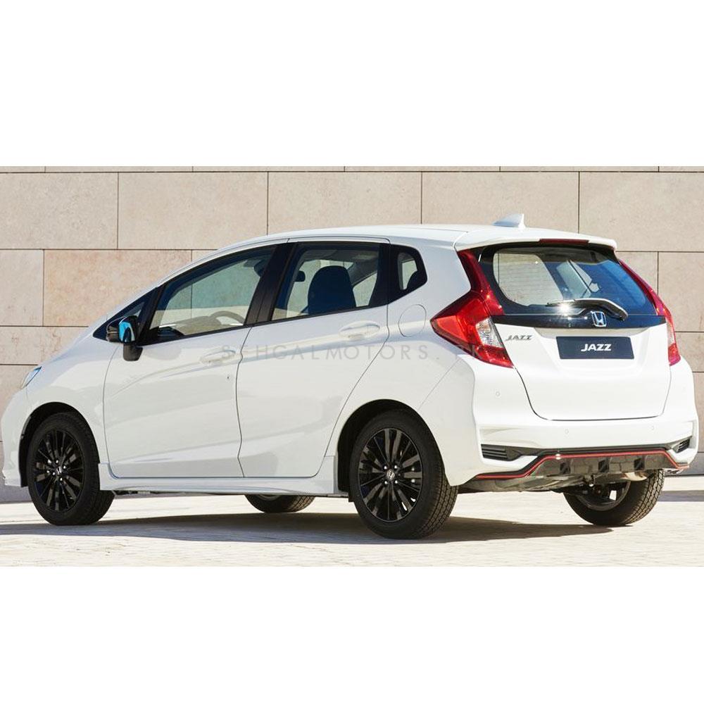 Honda Fit New Style Facelift Body Kit / Bodykit  - Model 2013-2019-SehgalMotors.Pk