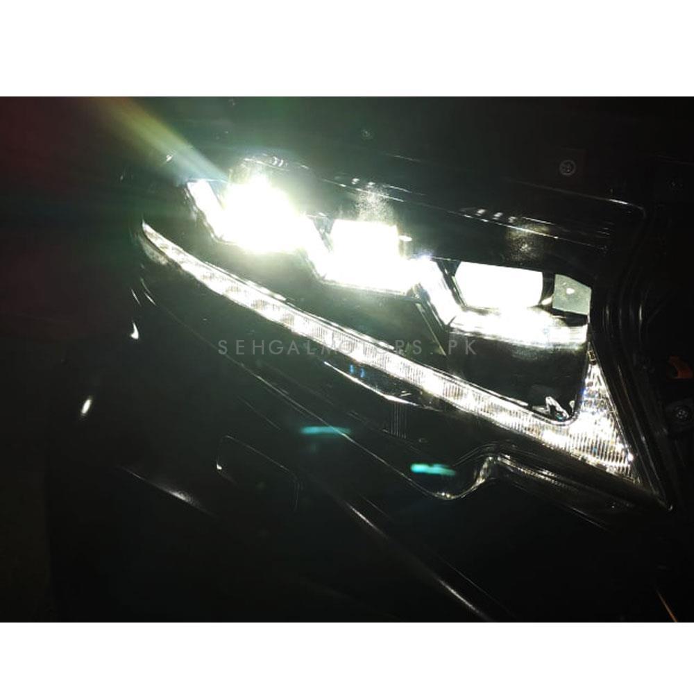 Toyota Prado LX570 Style Conversion / Upgrade With Modellista Body Kit / Bodykit from 2009-2019-SehgalMotors.Pk