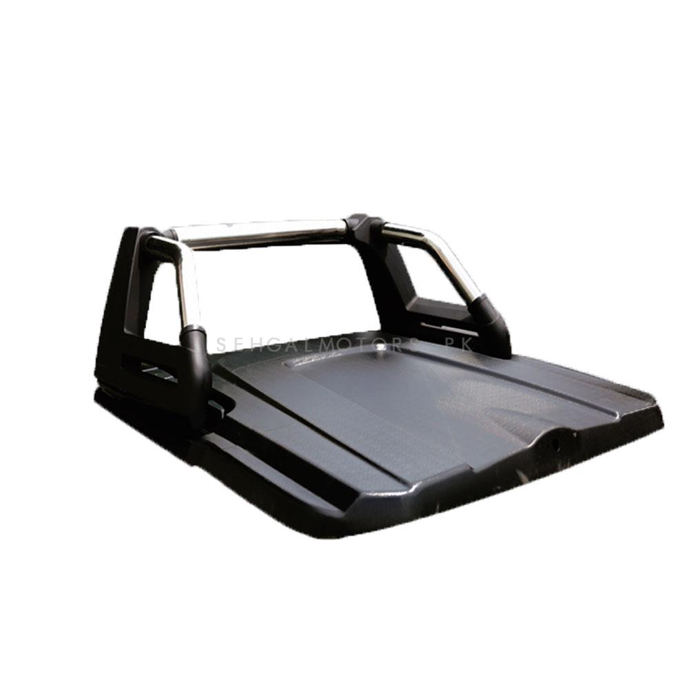Toyota Hilux Revo Tonneau Super Lid with Roll Bar - Model 2016-2020-SehgalMotors.Pk