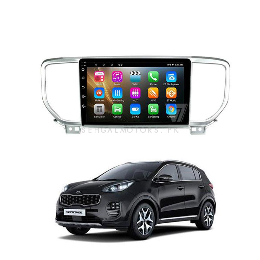 KIA Sportage Android IPS LCD Multimedia - Model 2019-2020-SehgalMotors.Pk