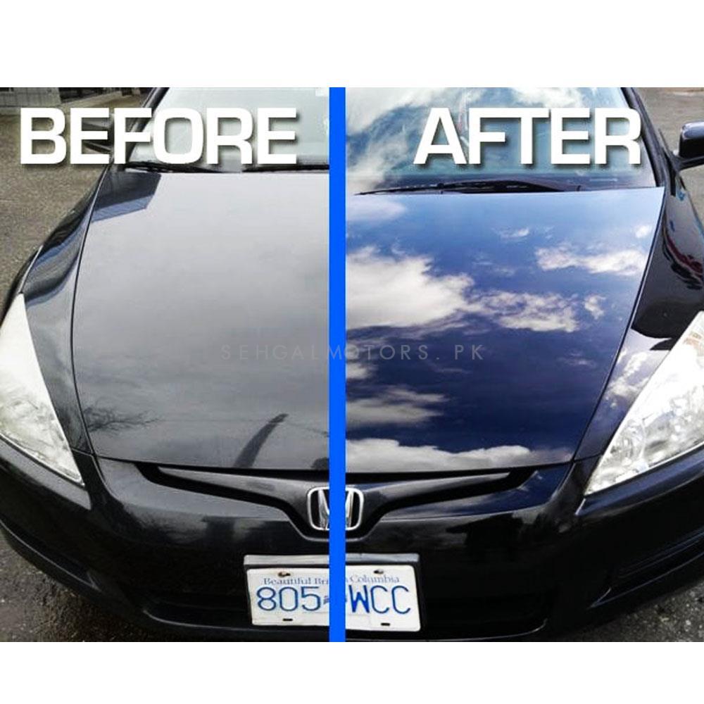 Maximus Elite Class Car Color Wax - Silver Metallic | Car Paint Scratch Paint Care Auto Polishing Repair Wax | Color Magic Car Automobiles Paint Polishing Care | Water Repellent | Shining Gloss Look Polish | Color Restorer | Scratch Filling Polish-SehgalMotors.Pk