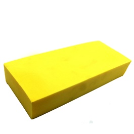 Water Magnet Sponge Yellow | Sponge Easy Grip | Car Wash Sponge | Car Duster | Absorb Water Sponge-SehgalMotors.Pk
