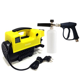 Maximus Heavy Duty Extreme High Pressure Washer with Foam Cannon Foam Jet| Detailing Washer | 130 Bar Pressure | Domestic and Commercial Use-SehgalMotors.Pk