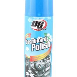 DG Dashboard Polish Jasmine 450ml - Blue  | Dashboard Cleaner | Interior Cleaner Polish For Dashboard | Automobile Panel Dashboard Wax Cleaner-SehgalMotors.Pk