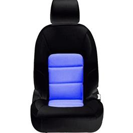 Toyota Corolla Seat Covers Black Blue Design 2 - Model 2014-2017-SehgalMotors.Pk