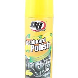 DG Dashboard Polish Lemon 450ml - Yellow  | Dashboard Cleaner | Interior Cleaner Polish For Dashboard | Automobile Panel Dashboard Wax Cleaner-SehgalMotors.Pk
