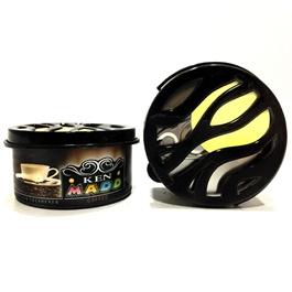 KEN MADD Gel Tin Air Freshener Car Perfume FragranceCoffee-SehgalMotors.Pk