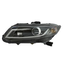 Honda Civic Headlights / Head Lamps Full Nike Style - Model 2012-2016-SehgalMotors.Pk