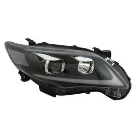 Toyota Corolla Headlights / Head Lamps Nike Style - Model 2014-2017-SehgalMotors.Pk