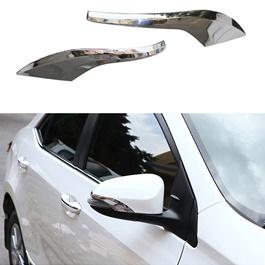 Toyota Corolla Side Mirror Chrome Trims - Model 2014-2017-SehgalMotors.Pk