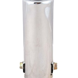 Round Exhaust Tip - 1 Inch | Tip Pipe | Exhaust Tail | Stainless Steel Exhaust Tip | Outlet Exhaust Pipe-SehgalMotors.Pk