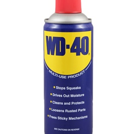 WD40 Anti-Rust Lubricant , Penetrating Oil and water-displacing spray 330ml-SehgalMotors.Pk