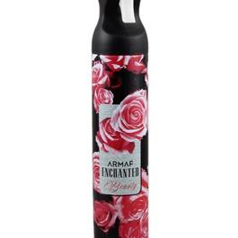 Armaf Enchanted Violet Air Freshener Car Perfume Fragrance- Black-SehgalMotors.Pk