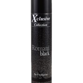 Romani Air Freshener Car Perfume Fragrance- Black-SehgalMotors.Pk