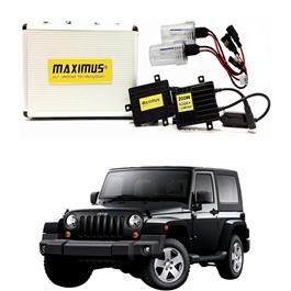 Jeep Wrangler Maximus 200W HID 6000 Lumens - Model 2007 - 2017-SehgalMotors.Pk