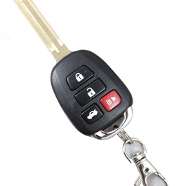 Car Key Less Entry System - DK203 - Full Kit | Car Remote Central Door Lock Keyless System Central Locking with Remote Control Car Alarm Systems Auto Remote Central Kit-SehgalMotors.Pk
