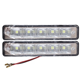 Pentair Daytime Running Lights - PT328 | Drl | Running Lights For Car | Car lamp | Car Fog Lamp Waterproof | Led Car Lights Exterior Drl-SehgalMotors.Pk