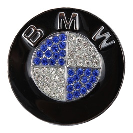 BMW Grill Car Perfume Fragrance Black and Blue-SehgalMotors.Pk