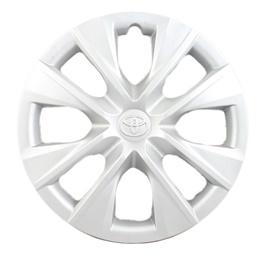 Toyota Corolla Grey Wheel Cover 15 Inches - Model 2014-2017-SehgalMotors.Pk
