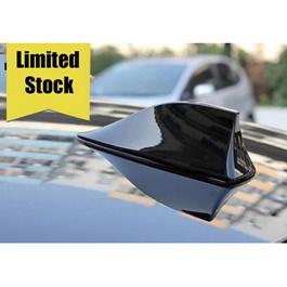 Honda Civic Shark Fin Car Antenna Stylish Decorative Purpose Glossy Black - Model 2016-2020-SehgalMotors.Pk