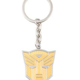 Transformers Metal Key Chain / Key Ring Style B- Gold-SehgalMotors.Pk