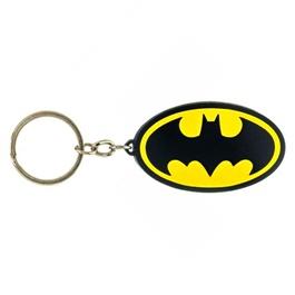 Batman Key Chain / Key Ring - Black and Yellow-SehgalMotors.Pk