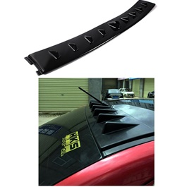 Honda Civic Roof Spoiler EVO Style Black -  Model 2016-2020-SehgalMotors.Pk