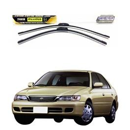 Corona Maximus Premium Silicone Wiper Blades - Model 1998-2001-SehgalMotors.Pk