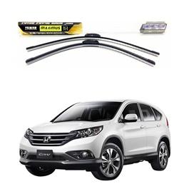 Honda CRV Maximus Premium Silicone Wiper Blades - Model 2012-2017-SehgalMotors.Pk