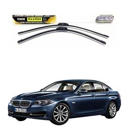 BMW 5 Series Maximus Premium Silicone Wiper Blades  - Model 2010-2017-SehgalMotors.Pk