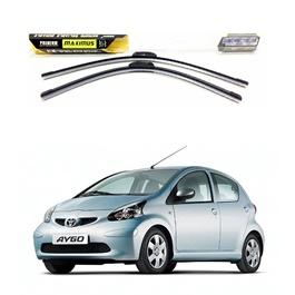 Aygo Maximus Premium Silicone Wiper Blades - Model 2005-2014-SehgalMotors.Pk