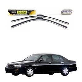 Nissan Blue Bird 12th Generation Maximus Premium Silicone Wiper Blades 1996-2001-SehgalMotors.Pk
