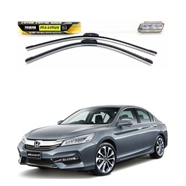 Honda Accord Maximus Premium Silicone Wiper Blades - Model  2013-2017-SehgalMotors.Pk