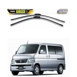 Acty-Basegrade Maximus Premium Silicone Wiper Blades - Pair-SehgalMotors.Pk