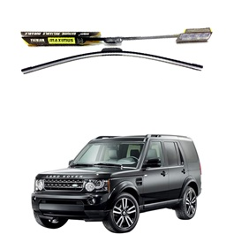 Land Rover Discovery 4 Maximus Premium Silicone Wiper Blades – Model 2013 - 2017-SehgalMotors.Pk