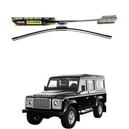 Land Rover Defender Maximus Premium Silicone Wiper Blades – Model 1983 - 2017-SehgalMotors.Pk