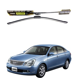 Nissan Bluebird Sylphy Maximus Premium Silicone Wiper Blades – Model 2005-2012-SehgalMotors.Pk