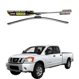 Nissan Titan Maximus Premium Silicone Wiper Blades – Model  2003 - 2015-SehgalMotors.Pk