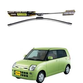 Nissan Pino Maximus Premium Silicone Wiper Blades – Model 2007 - 2008-SehgalMotors.Pk