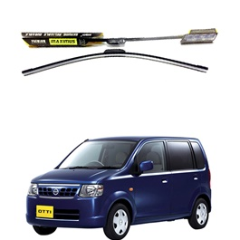 Nissan Otti Maximus Premium Silicone Wiper Blades – Model 2006 - 2010-SehgalMotors.Pk