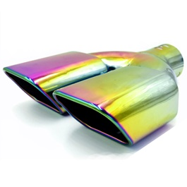Remus Style Muffler Tail Double Pipe Multi Color 4S - C2003-SehgalMotors.Pk