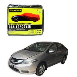 Honda City Maximus Non Woven Scratchproof Waterproof Car Top Cover – Model 2009-2017-SehgalMotors.Pk