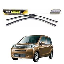 Honda Life Maximus Premium Silicone Wiper Blades - Model 2008-2014-SehgalMotors.Pk